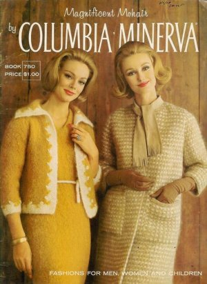 Vintage 60s Coats Dresses Sweaters Knitting Patterns