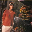 INTERWEAVE KNITS Spring 2001 Latvian Socks Lace Peignoir Grand Plan Hat Patterns