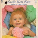 VINTAGE 60s BABY TODDLER DRESSES COATS KNITTING CROCHET PATTERNS