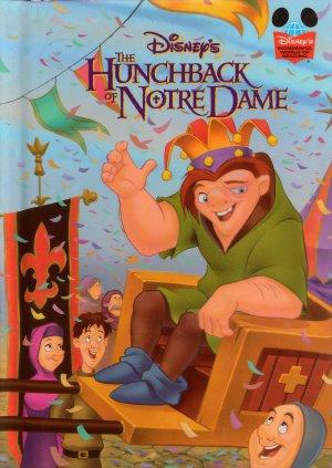 The Hunchback of Notre Dame-Disney's Wonderful World of Reading