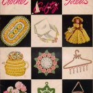 Crochet Patterns Gay Gifty Ideas Flowers Tea Cozy Doll Dress Star Book 80 1951