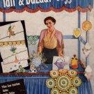 Fair Bazaar Suggestions Crochet Pattern Pineapple Pincushion Peacock Edging 1950