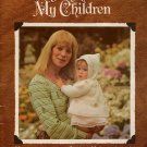 Leisure Arts For All My Children Baby Garments Crochet Knit Patterns 1976
