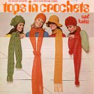 Columbia Minerva Crochet Knitting Patterns Hat Cap Maxi Scarf Sets 1970
