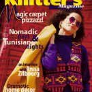 Knitters 41 Winter 1995 Ethnic Rug Motifs Carpetbag Vest Socks Afghan