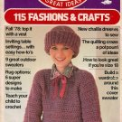 Family Circle Fashions Crafts Knit Crochet Patterns Sew Rugs Repurpose 1978 VTNS
