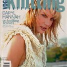 VOGUE KNITTING Fall 2003 Fair Isle Sweaters Coats Ruana Oscar de la Renta