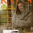 INTERWEAVE KNITS Fall 2009 Clasica Coat Rosamunds Cardigan Bandelier Socks Wrap
