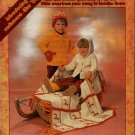 Brunswick 782 Gifts Babies Toddler Knitting Crochet Patterns Hat Blanket 1978