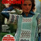 Mon Tricot MD 43 Knit Crochet Patterns Fair Isle Men Sweaters Gifts Toys 1977