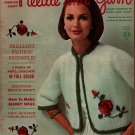 Needle Yarn #3 Spring Summer 1964 Knitting Crochet Patterns Beach Shift Cape