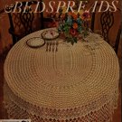 American Thread Star 224 Tablecloths Bedspreads Crochet Patterns Pineapple 1960s