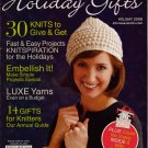 Interweave Knits Holiday Gifts 2008 Slippers Mitts Socks Hats Knitting Patterns