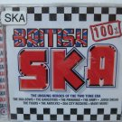 100% British Ska 2CD Various Artists Import