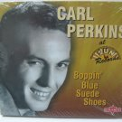 Carl Perkins Boppin' Blue Suede Shoes CD Import Digipack