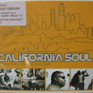 California Soul: New Wave Soul From The West Coast CD Various Artists