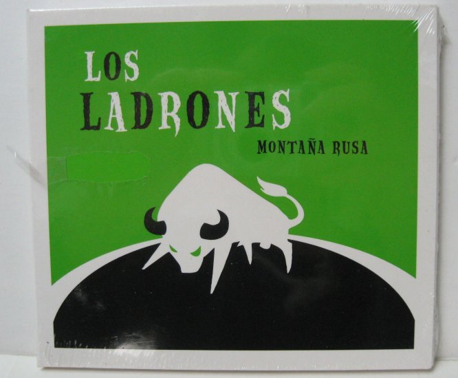 Los Ladrones Montana Rusa CD