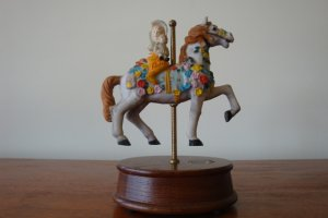 Albert E. Price Ltd. Edition Carousel Horse