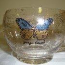 Vintage Georges Briard Creamer Butterflys