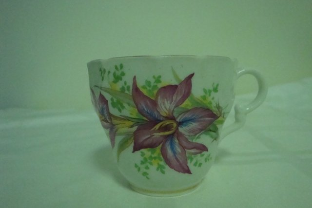 Stanley Fine Bone China Tea Cup England