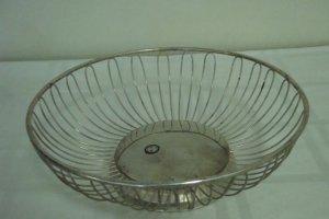 Godinger Silverplated Fruit or Bread Basket