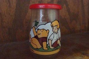 Pooh's Grand Adventure welch Jelly Jar 1997