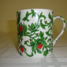 William Sonoma Bleeding Heart Coffee Cup