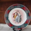 Norman Rockwell MERRIE CHRISTMAS Collector Plate