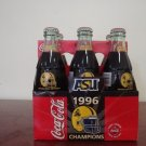 1996 PAC 10 CHAMPIONS ARIZONA STATE UNIVERSITY COCA COLA BOTTLE UNOPENED