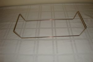 "PAMPERED CHEF STONEWARE 14"" COOKING RACK"