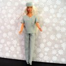 Barbie Doll Clothes Handmade Hospital Scrubs