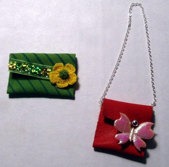 Barbie Doll Clothes Handmade Handbags