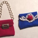 Barbie Doll Clothes Handmade Handbags