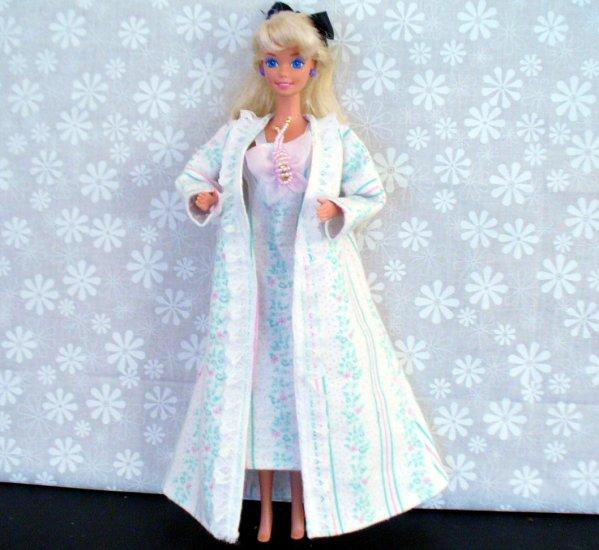 Barbie Doll Clothes Handmade Sleepwear