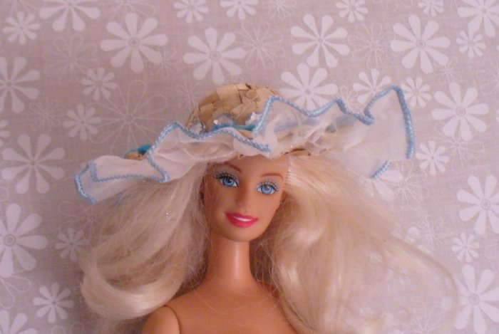 Barbie Doll Clothes Hat