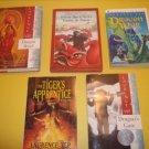 5 Laurence Yep Juvenile Fiction  Mixed Lot   #LY36