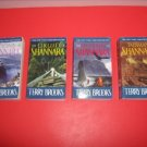 4 Terry Brooks in the Shannara Heritage Series #TB798
