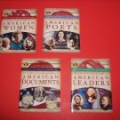 4 Foundations of America Audio Cd + Complete PrintText