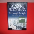 Suzanne Brockmann - All Through the Night Signed 2007