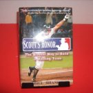 Scout's Honor by Bill Shanks Signed First Edition 2005