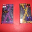 2 X-Files Box Set VHS    #XF321