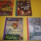 4 Creepies by Rose Impey Juvenile Fiction Scarey #RI33
