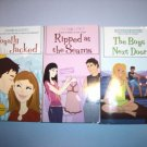 3 Romantic Comedies by Various Authors Paperback #RC46