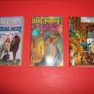 3 Piers Anthony Science Fiction Fantasy #PA14