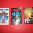 3 Steve Perry Science Fiction Paperbacks  #SP44