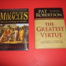 3 Pat Robertson and Charles Stanley Devotional #PRCS5