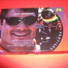 "Upper Deck Profiles ""Jeff Gordon"" 20 Oversized 5x7  #JG"