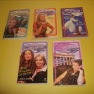 5 Sabrina The Teenage Witch Juvenile Fiction #SW36