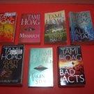 7 Tami Hoag Contemporary Romance, Suspense fiction#TH36