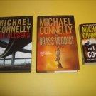 3 Michael Connelly Crime Fiction Thriller         #MC19
